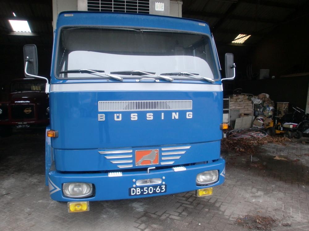 close up van de Bussing