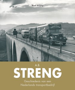Frontcover boek Streng