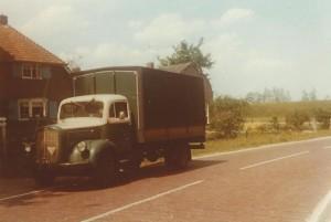 Mercedes L312 Drieënhuizen